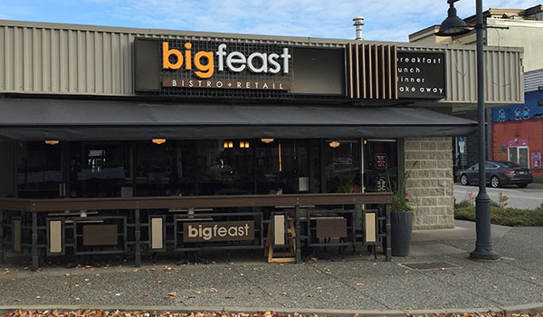 Big Feast Maple Ridge